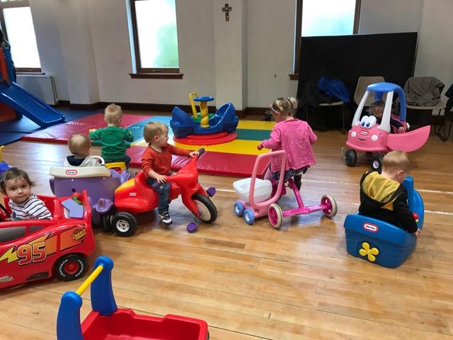 Parent And Toddler Group St Michaels Parish Church